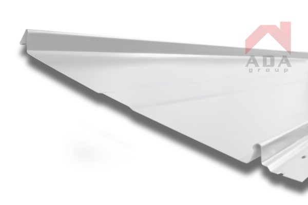 Střešní a fasádní panel Premium Plus bílá